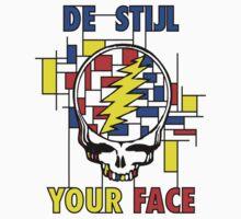 De Stijl Your Face by SheaClothing