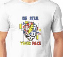 De Stijl Your Face Unisex T-Shirt