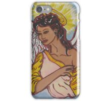 My Lovely Nubian Angel iPhone Case/Skin
