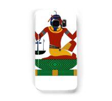 Heh | Egyptian Gods, Goddesses, and Deities Samsung Galaxy Case/Skin