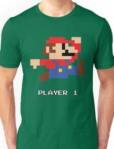 Mario Player 1 T-Shirt