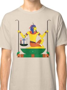Heh [FRESH Colors] | Egyptian Gods, Goddesses, and Deities Classic T-Shirt