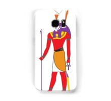 Horus [FRESH Colors] | Egyptian Gods, Goddesses, and Deities Samsung Galaxy Case/Skin