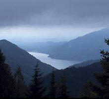 Lake Pend Oreille Idaho by OneRudeDawg