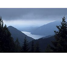 Lake Pend Oreille Idaho Photographic Print