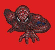 Spider-Man Pixelart Kids Clothes