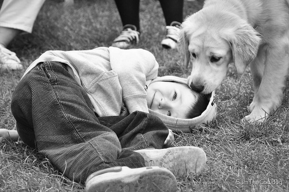 Kids by SamTheCowdog