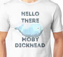 Moby Dickhead Unisex T-Shirt
