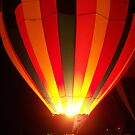 Great Mississippi River Balloon Race 2010 by Dan McKenzie
