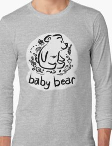 Baby Bear Long Sleeve T-Shirt