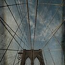 Brooklyn Bridge by Jean-Pierre Ducondi