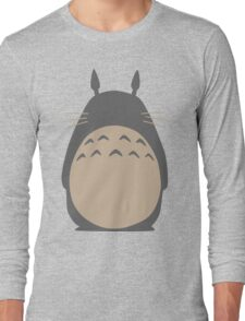 My Neighbor Totoro - Two Colour Long Sleeve T-Shirt
