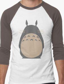 My Neighbor Totoro - Two Colour Men's Baseball ¾ T-Shirt