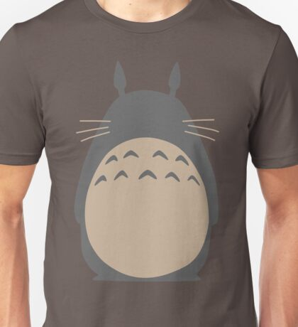 My Neighbor Totoro - Two Colour Unisex T-Shirt