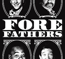 Dollar Forefathers by mericanasfuck