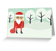 xmas card Greeting Card