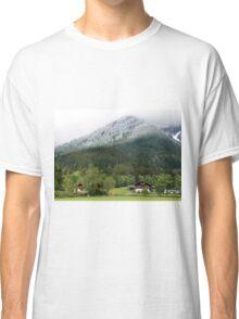 First Snow near Hinterthal Classic T-Shirt