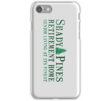 Shady Senior Life iPhone Case/Skin
