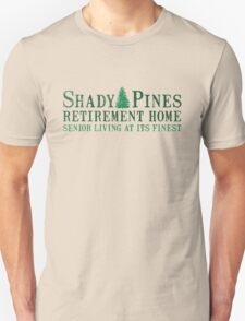 Shady Senior Life Unisex T-Shirt