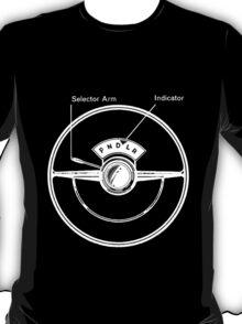 Driving Wheel / Column shift T-Shirt