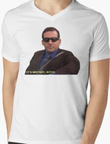 It's Britney... Mens V-Neck T-Shirt