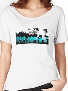 Cenotes! Women's Relaxed Fit T-Shirt