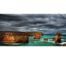 Twelve Apostles HDR, Australia  Photographic Print