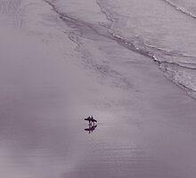 A Saunton surfers paradise by Michelle  Ley