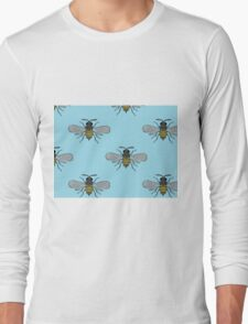 antique bees Long Sleeve T-Shirt
