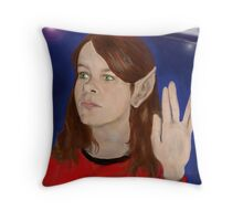 ELEVENELEVEN , live long and prosper ! Throw Pillow