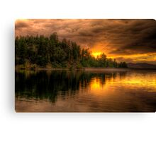 Truly Goldwater Canvas Print