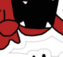 Luigi's Mansion Free Hugs Sticker
