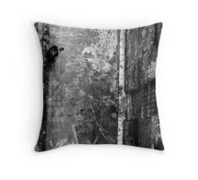 Smoko Throw Pillow