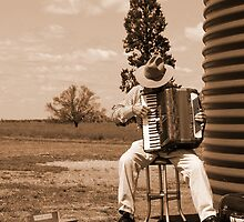 country busker by Jan Stead JEMproductions