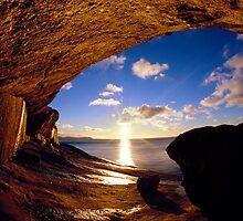 Wave Rock by Travis Easton