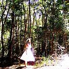 Alice in forever wood by Ebony Jane