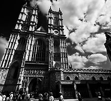 Gothic Church of Westminster by B.J. Robertson