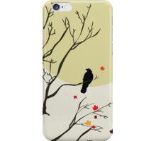 perched iPhone Case/Skin
