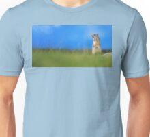 Hey I'm talking here! Unisex T-Shirt
