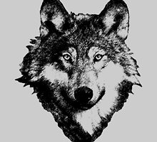 Lone Wolf Design by EthosWear