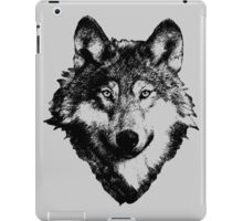 Lone Wolf Design iPad Case/Skin