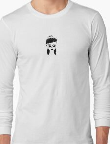 Retro Barbie 1 Long Sleeve T-Shirt