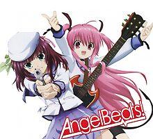 Angel beats by SphinxyElpadre