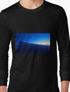 Wingscape: first light Long Sleeve T-Shirt