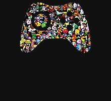 Controller Collage Unisex T-Shirt