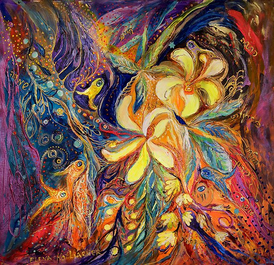 The Lilies of Galilee by Elena Kotliarker