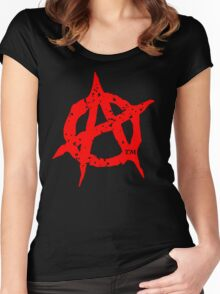 Anarchy™ Women's Fitted Scoop T-Shirt