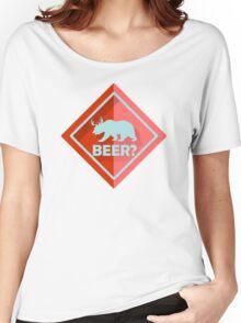 Beer CrossingDeer Bear Women's Relaxed Fit T-Shirt