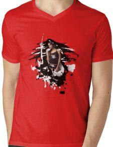 Avatar of Shadow 01 Mens V-Neck T-Shirt