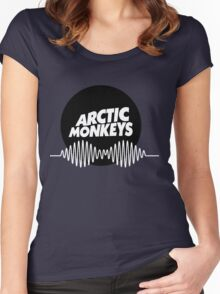 Arctic Monkeys Women's Fitted Scoop T-Shirt